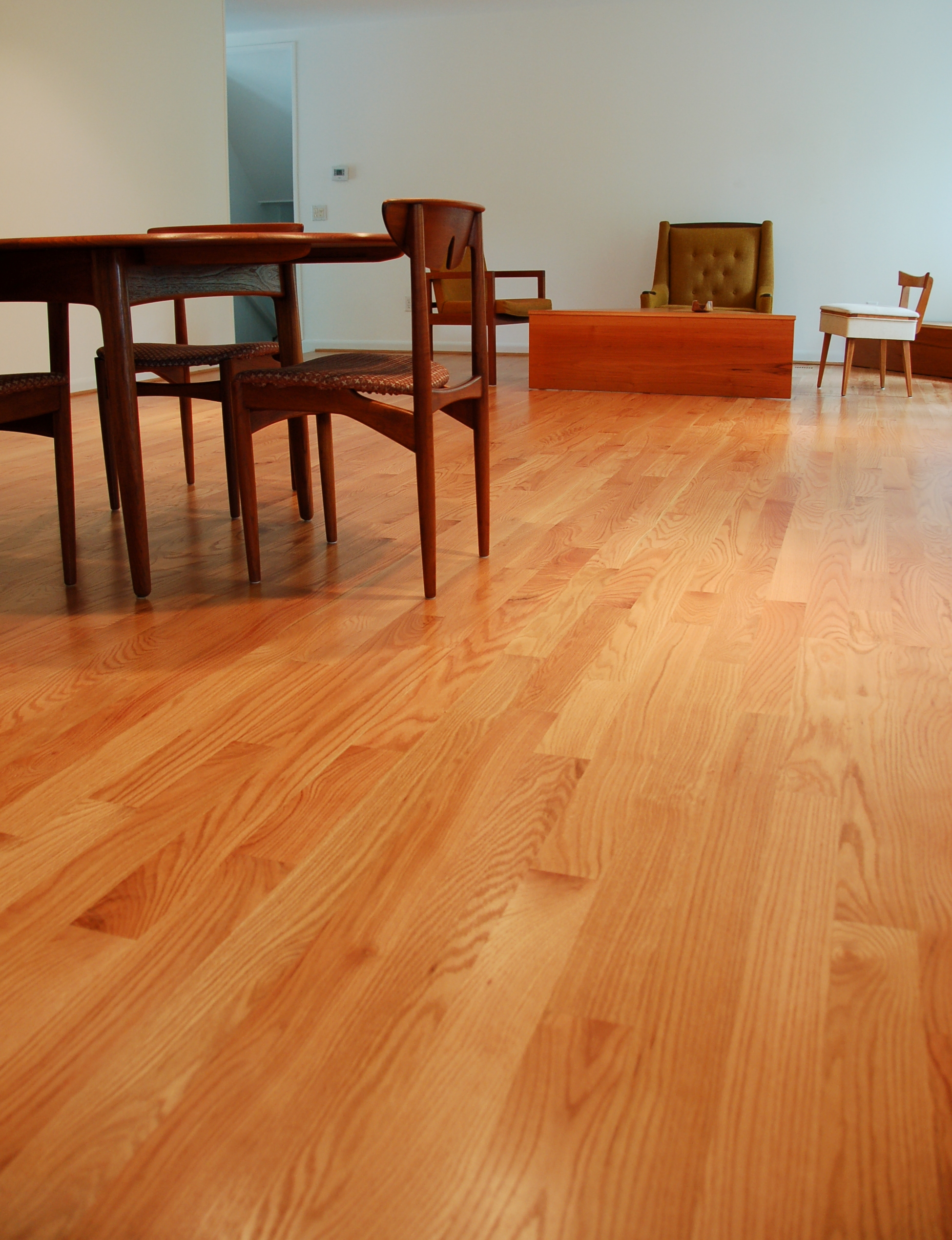 Cj hardwood floors home for Floating hardwood floor